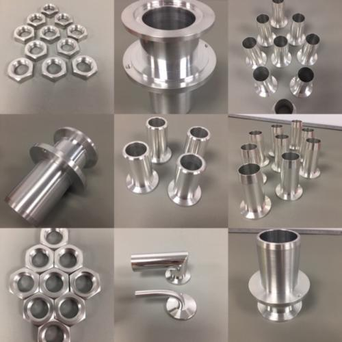 Stainless & Aluminium fittings