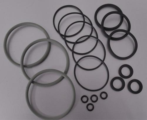 Various British standard and none standard O-rings